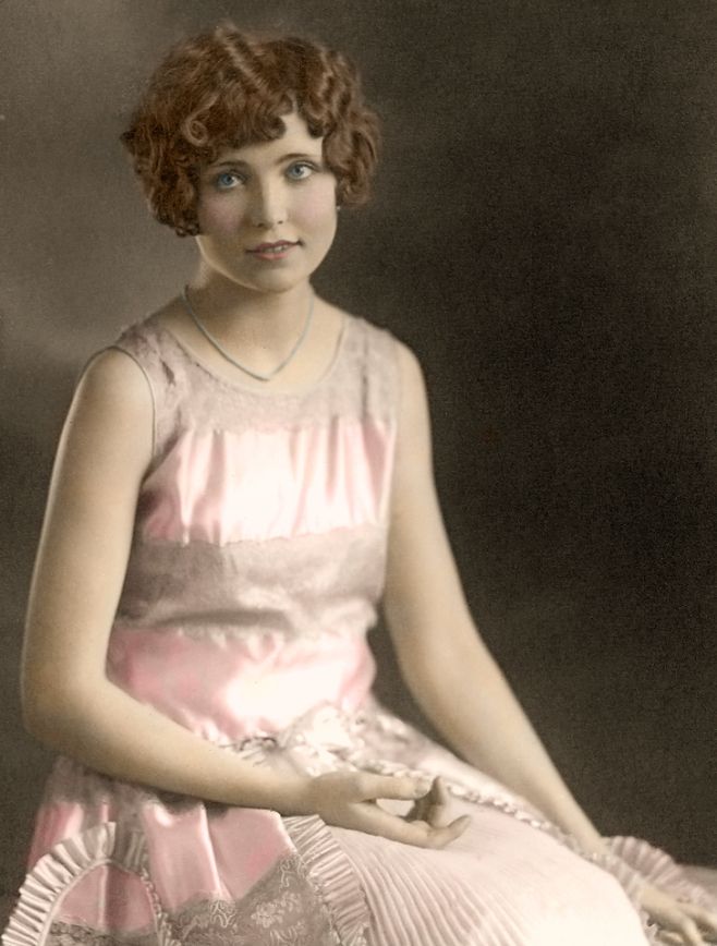 Marion McDonell Kelley colored copy