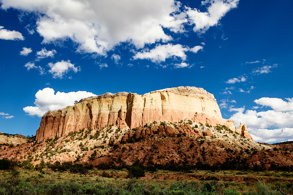 ghost ranch blog home