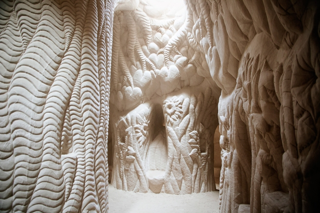 sand cave blog home
